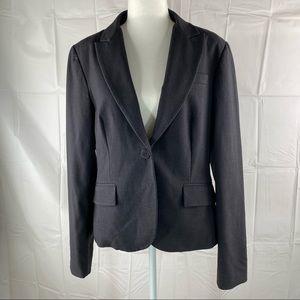 Tokito Black Long Sleeve Corporate Blazer Size 12